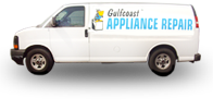 Gulfcoast Appliance Repair Van